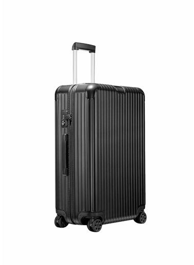 Rimowa Rimowa Essential Check In Large  Bavul 101586065 Siyah